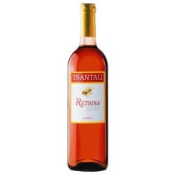 Tsantali Retsina Rose 0.75L