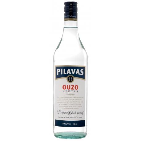 6 Flaschen Ouzo Pilavas 38%