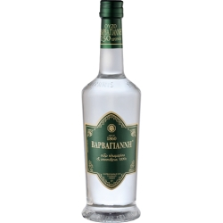 12 Flaschen Ouzo Barbayanni Green Label