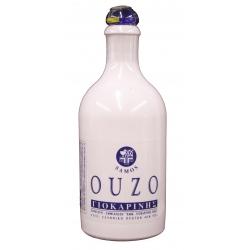 Ouzo Samos Giokarinis Ceramic 0.5L