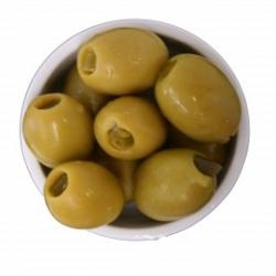 Grüne Oliven gefüllt mit Jalapeno 500gr