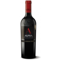 Alpha Estate Blend - Syrah Merlot Xinomavro